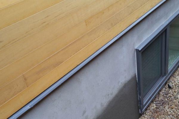 Residential Smooth Parging Edmonton | RYOL Parging